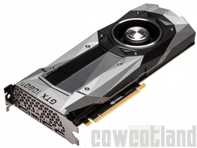 Nvidia annonce la GTX 1080 Ti