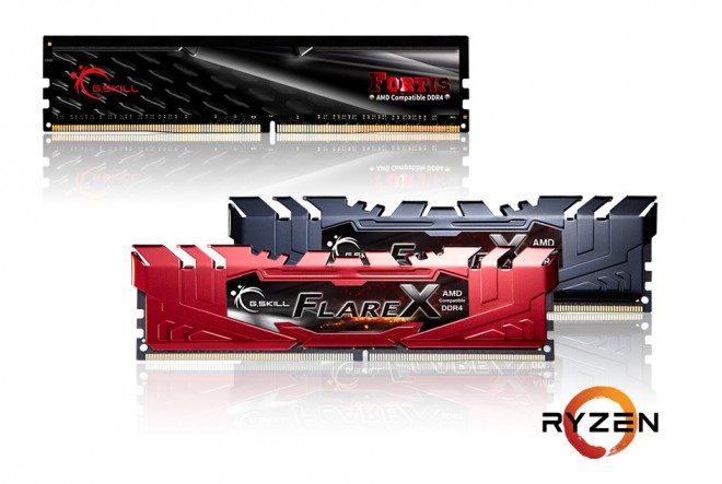 skill memoire-ddr4 fare-x fortis gaming