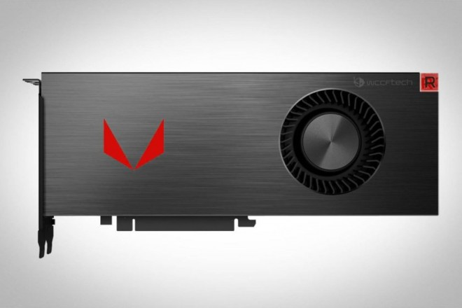 carte graphique amd vega
