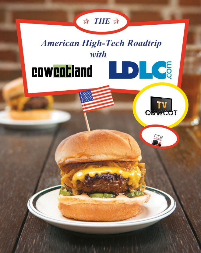 cowcotland ldlc road trip west coast