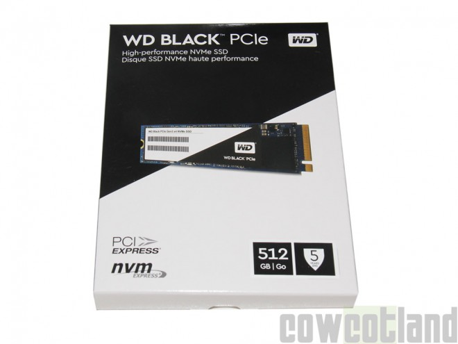 preview ssd wd black pcie 512 go ssd. Black Bedroom Furniture Sets. Home Design Ideas