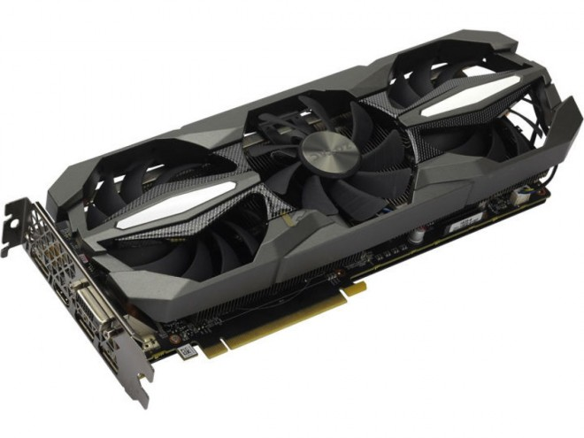 zotac propose une nouvelle carte graphique gtx 1060 6gb. Black Bedroom Furniture Sets. Home Design Ideas