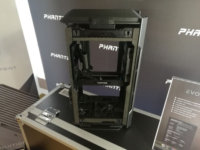 computex phanteks evolv shift shift futures references boitiers compacts