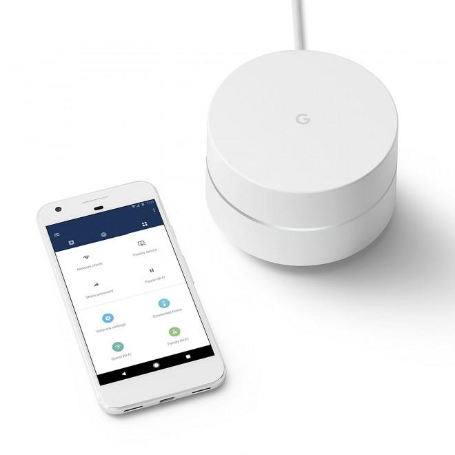 Google lance son offre wifi en france du r seau dans for Avoir le wifi dans toute la maison