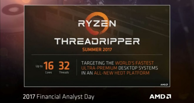 processeur ADM Threadripper