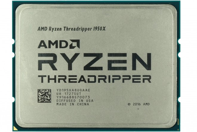 cpu amd threadripper test