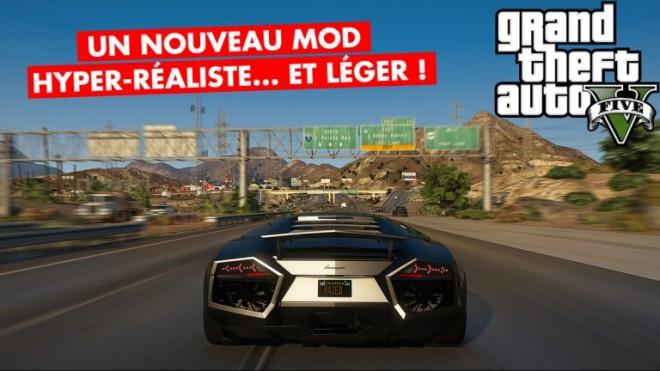 Naturalvision Remastered : un mod pour GTA 5 qui améliore