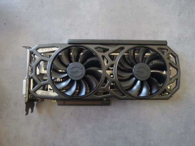 EVGA 1080ti black edition iCX Gaming