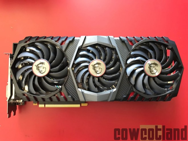 La GeForce GTX 1070 Ti se précise toujours plus