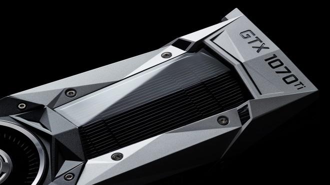 Nvidia annonce une 1070 Ti