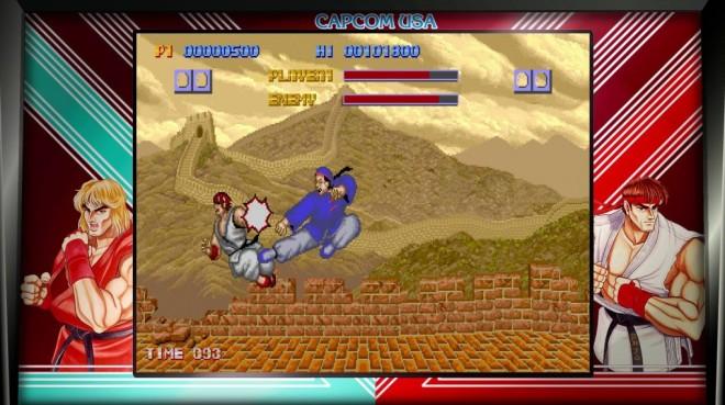 Une compilation de 12 jeux annoncée — Street Fighter Collection