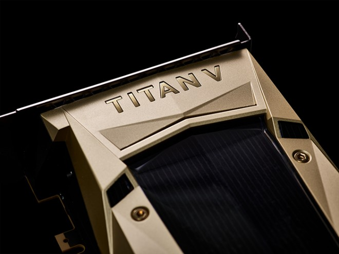 Nvidia Titan V : la carte graphique la plus puissante du marché