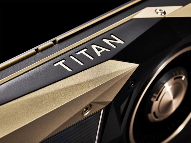 Nvidia présente l'incroyable Titan V