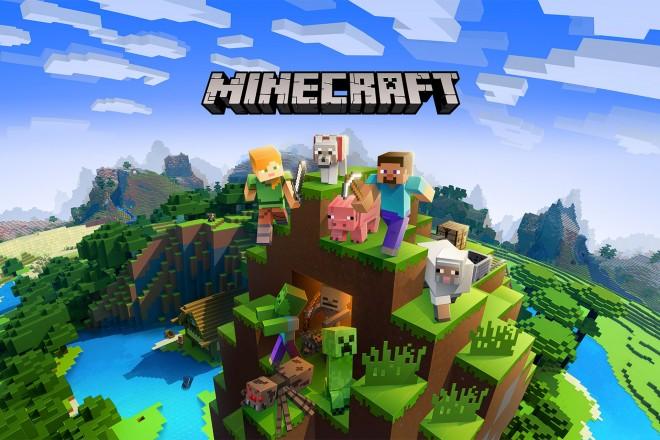 Minecraft : 74 millions de joueurs actif en décembre