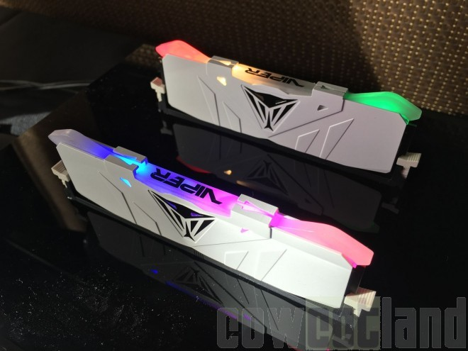 patriot viper DDR4RGB