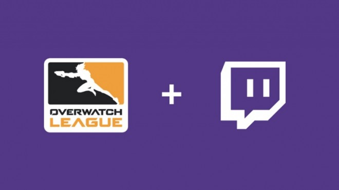Accord Exclusif de Diffusion entre Blizzard et Twitch — Overwatch League