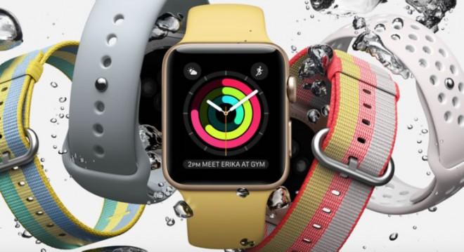 Occupe la première place sur le marché des horlogers — Apple Watch