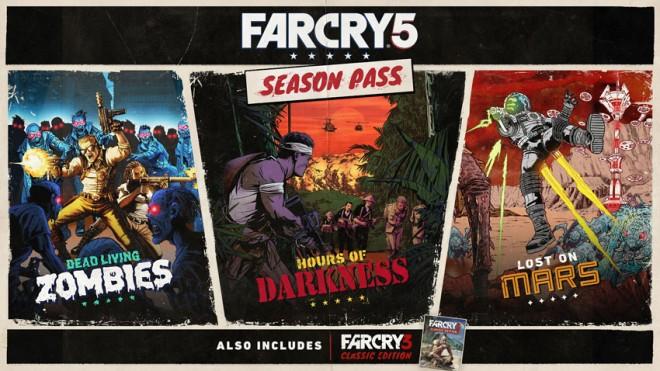 Far Cry 5 aura droit à une passe de saison complètement folle
