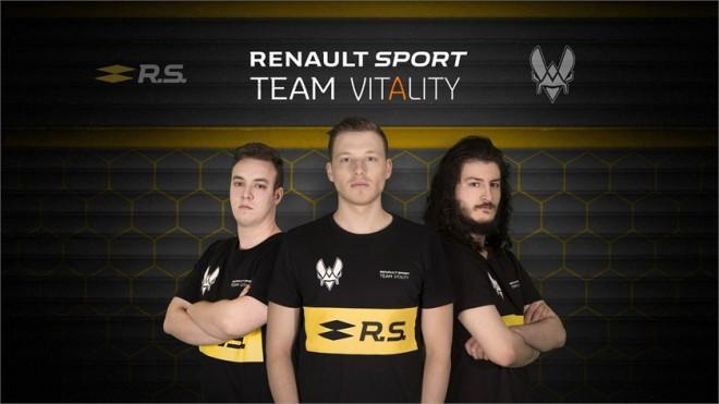 Renault se lance dans Rocket League