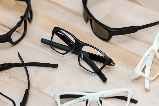 Intel abandonne ses lunettes connectées — Vaunt