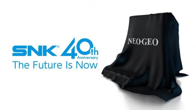 La mythique Neo-Geo s'apprête à renaître de ses cendres
