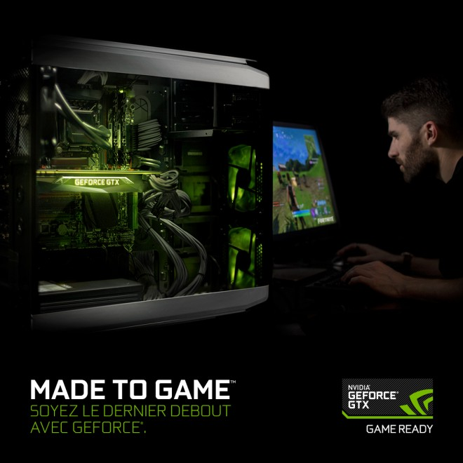 nvidia geforce gtx point prix 26-05-2018