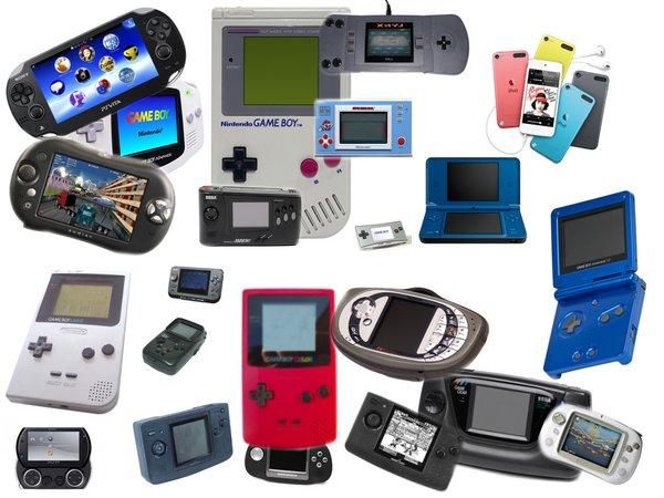 r trospective 35 ans de consoles portables en images jeux pc consoles. Black Bedroom Furniture Sets. Home Design Ideas