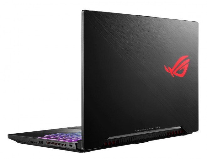 ASUS notebook ROG Strix Gaming Hero-II Scar-II