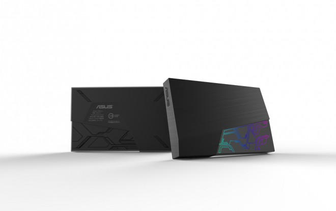 ASUS ROG HDD externe ASUS FXEHD-A1T FXEHD-A2T