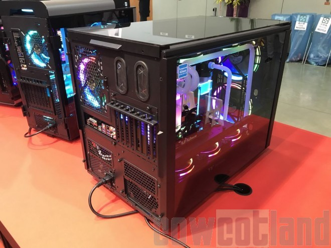nouvelle gamme boitier thermaltake level-20