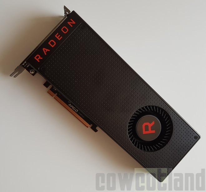 Test Carte Graphique AMD RX VEGA 64