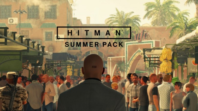 hitman summerpack