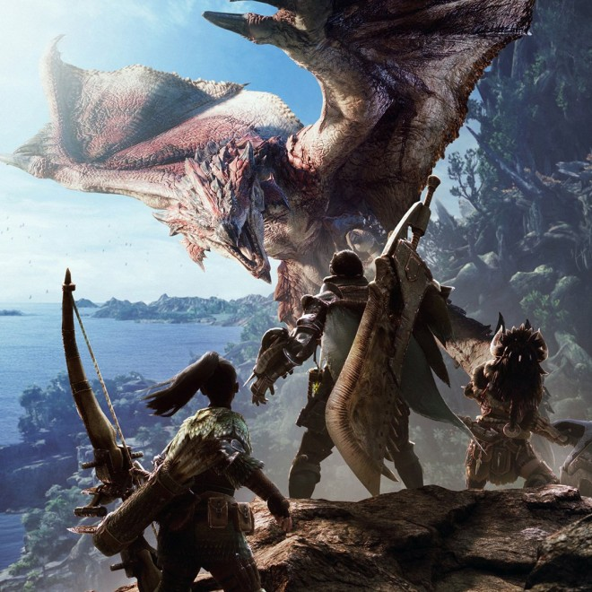 jeuvideo monsterhunterworld patchpc