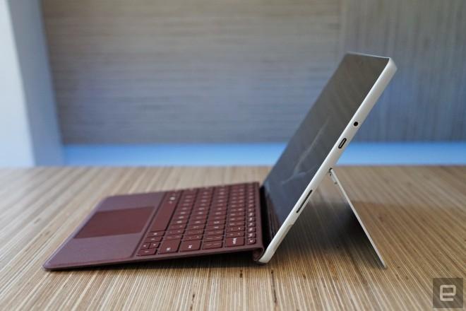 Microsoft Surface Go : la nouvelle tablette abordable de la marque débarque