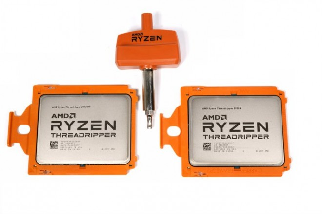 Processeur AMD Threadripper 2990WX 2950X Revue-presse-FR