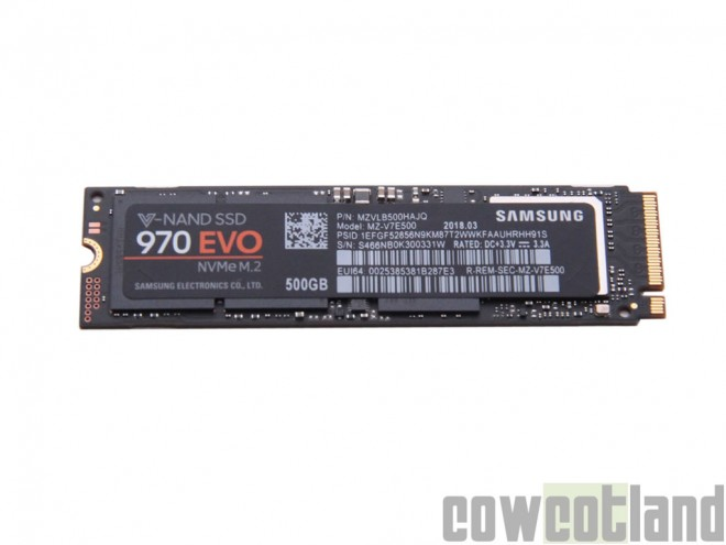 bon plan ssd nvme samsung 970 evo 500 go 131 les bons plans de jibaka. Black Bedroom Furniture Sets. Home Design Ideas