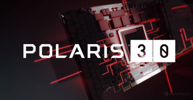 carte graphique AMD polaris-30 rx670 rx680