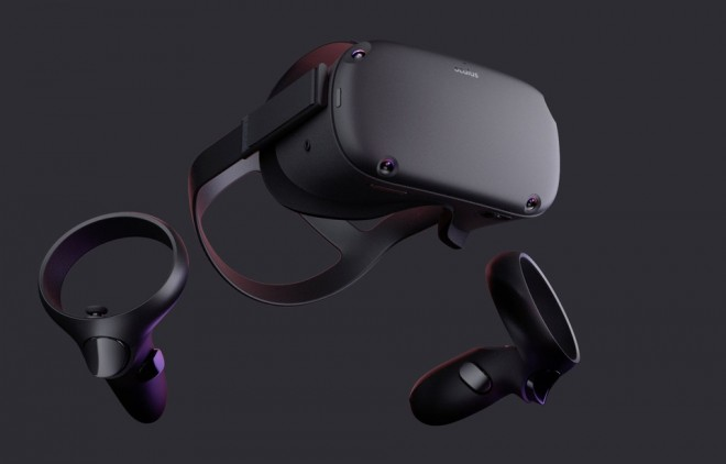 La VR orientée gaming — Oculus Quest