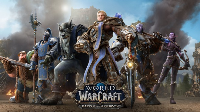 comparatif cartes graphiques WoW Battle-For-Azeroth