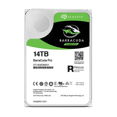 Seagate BarraCudaPro