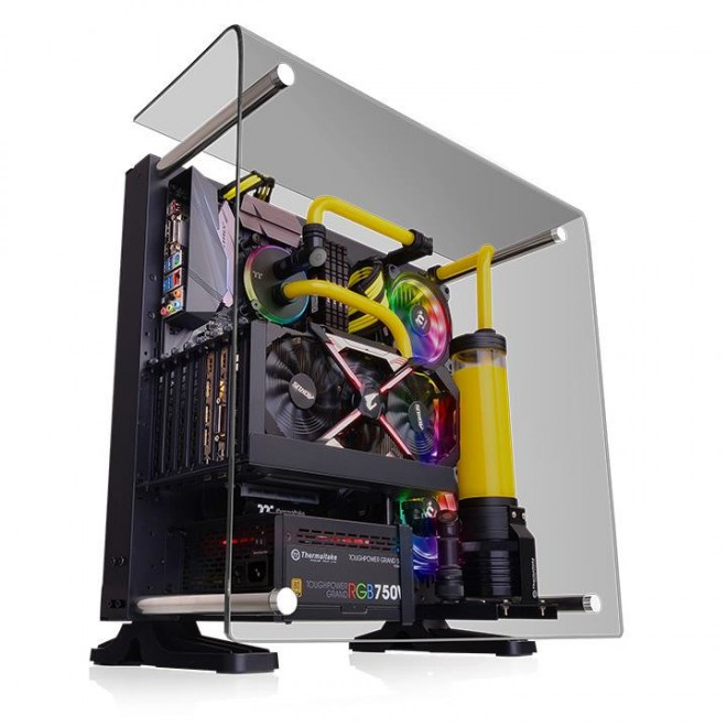 boitier thermaltake core-p3 curved edition
