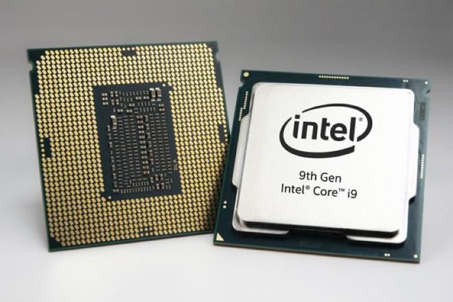 Intel dévoilera ses processeurs de 9e génération à 16h