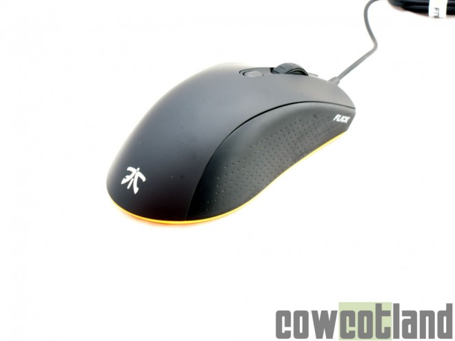 test souris Fnatic FLICK 2
