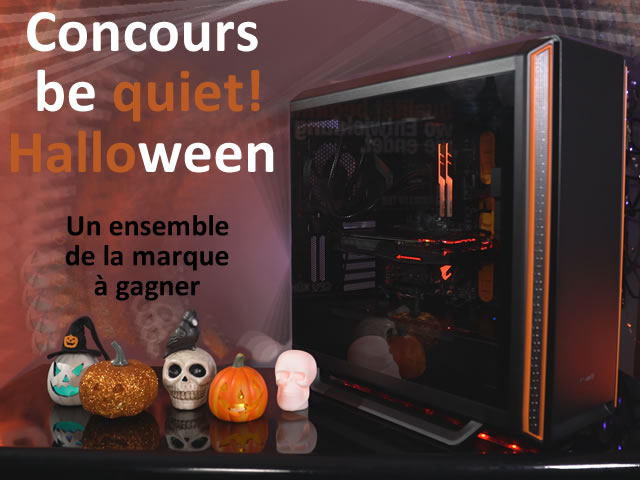 concours bequiet cowcotland boitier watercooling