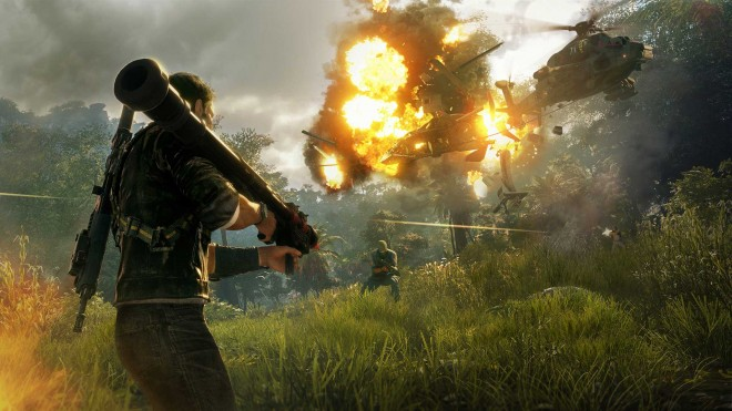 configuration justcause4