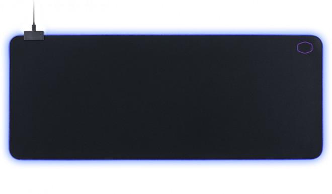 Cooler Master aussi passe au tapis souple RGB avec le