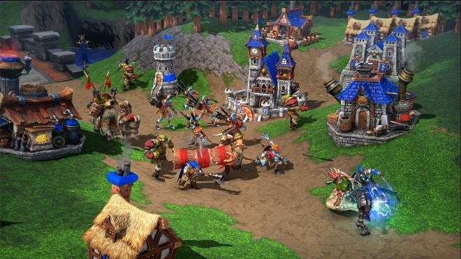 Blizzard annonce un remaster de Warcraft 3 sur PC