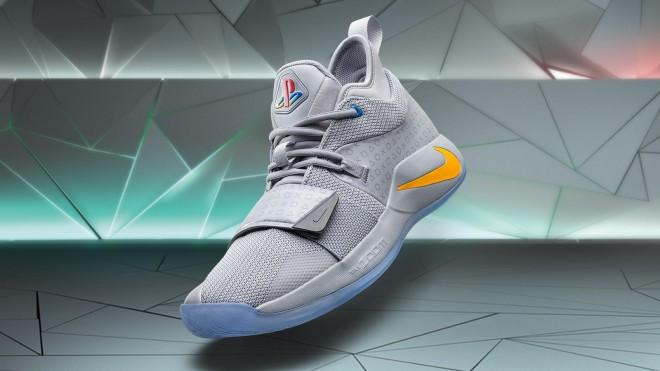X Les Pg 5 Nike Chaussures Playstation Jeux Consoles Pc 2 Présente 5txqwnY