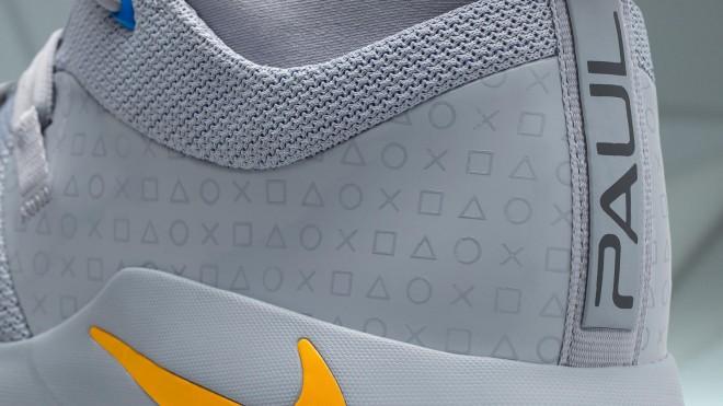 Nike présente les chaussures PG 2.5 x PlayStation Jeux Pc