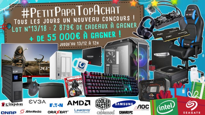 concours topachat papanoel2018